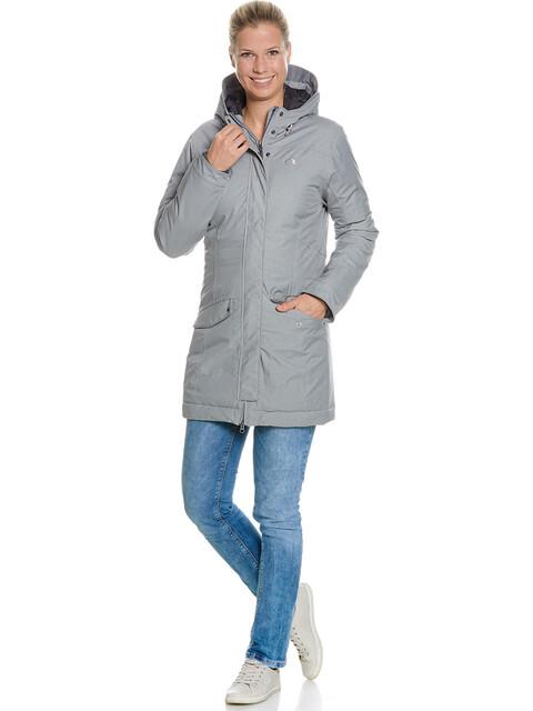 Tatonka Ethie Coat Women pebble grey
